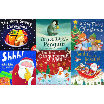 The Christmas Advent Collection: 24 Kids Picture Books Bundle image number 3