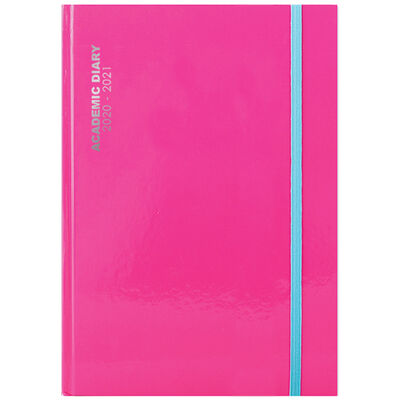A4 Pink Day a Page 2020-21 Academic Diary image number 1