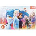 Disney Frozen 2 Maxi 24 Piece Jigsaw Puzzle image number 2
