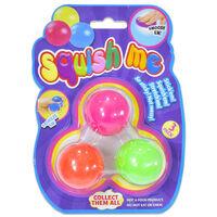 Neon Sticky Balls: Assorted