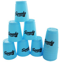 Large Speedy Cups Game