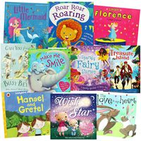 Love In My Heart: 10 Kids Picture Books Bundle