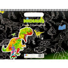 Dinosaurs Doodle Colouring Book image number 4