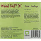 What Katy Did: CD image number 2