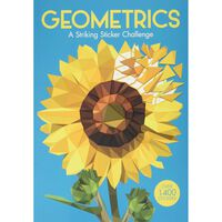 Geometrics A Striking Sticker Challenge