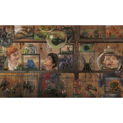 Harry Potter and the Prisoner of Azkaban: Illustrated Edition image number 3