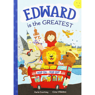 Edward is the Greatest image number 1
