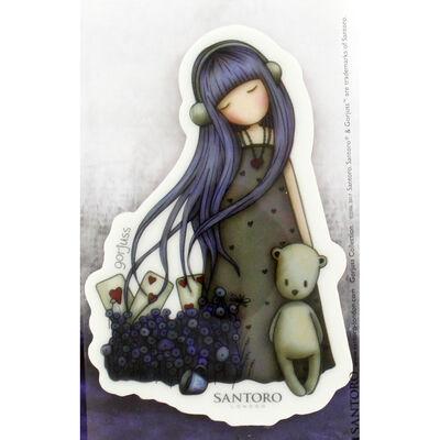 Santoro Rubber Stamp - Number 56 Dear Alice image number 2