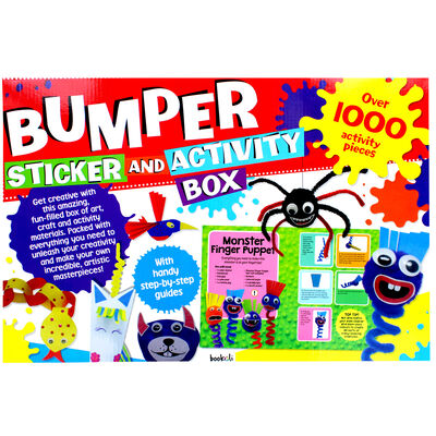 Bumper Activity Box image number 4