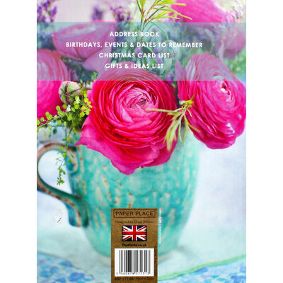 Pink Floral Friends and Family Organiser image number 4