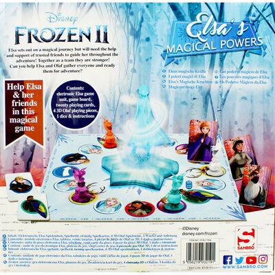 Disney Frozen 2 Elsas Magic Powers Game image number 4