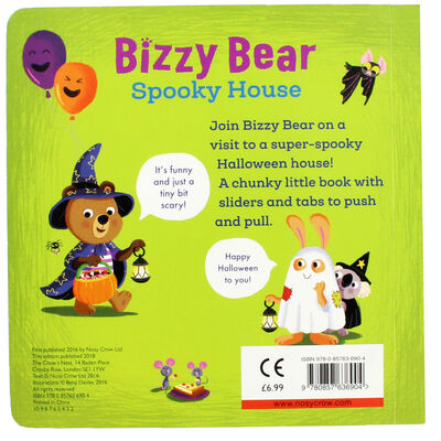 Bizzy Bear Spooky House image number 3