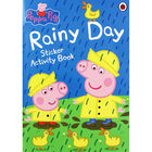 Peppa Pig: Rainy Day Sticker Activity Book image number 1