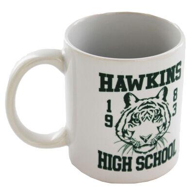 Stranger Things Hawkins High School Mug image number 2