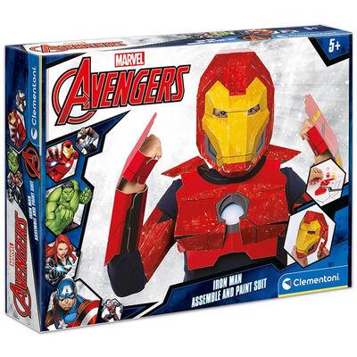 Marvel Avengers Iron Man Mask image number 1