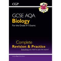 CGP GCSE Biology Grade 9-1: Complete Revision & Practice