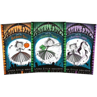 Amelia Fang: 3 Book Collection image number 2