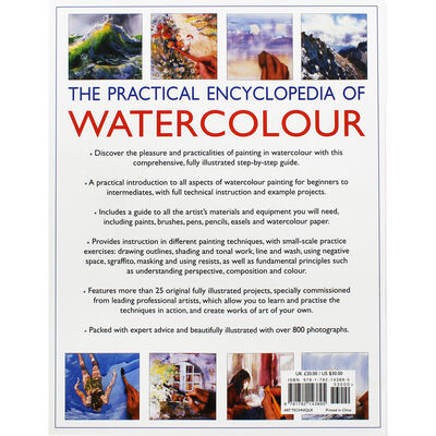 The Practical Encyclopedia of Watercolour image number 4