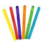 Multi-Coloured Wooden Craft Sticks: Pack of 100 image number 2