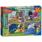 Trolls Bumper Pack Jigsaw Puzzle Set image number 1