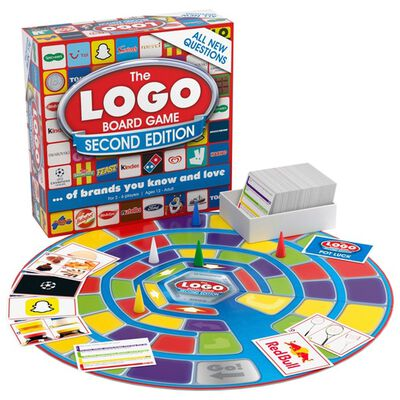 Logo Board Game Second Edition image number 2