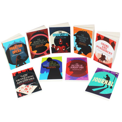 The Great Reads Mystery Collection: 9 Book Box Set image number 2