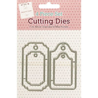 Tags Metal Cutting Die Set