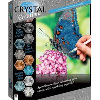 Crystal Creations: Butterfly Edition