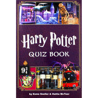 Harry Potter Quiz Book