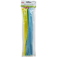 Easter Pipe Cleaners - 60 Pack