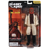 Mego Action Figure - Planet of the Apes – Dr Zaius