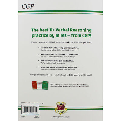 CGP 11+ Verbal Reasoning: Practice Book with Assessment Tests image number 3
