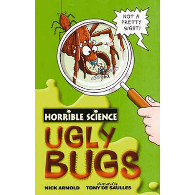 Horrible Science: Ugly Bugs image number 1