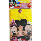 Mickey Mouse Plastic Table Cover image number 1