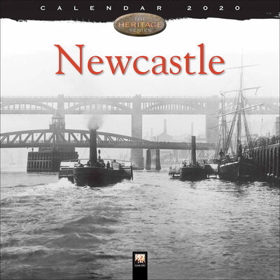 Newcastle Heritage 2020 Wall Calendar image number 1