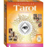 Secrets of Tarot Book & Card Set