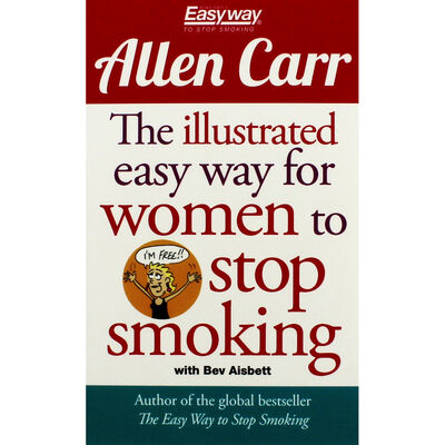 Allen Carr: The Illustrated Easy Way To Stop Smoking image number 1