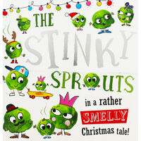 The Stinky Sprouts Smelly Christmas Tale: Pack of 10 Kids Picture Books Bundle