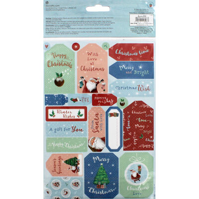 XMA20 Sentiments Toppers 32pcs image number 3