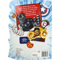 Marvel Super Hero Adventures: Hero Activities