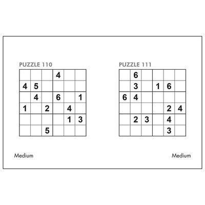 One Minute Su Doku Book 1: 200 Quickfire Su Doku Puzzles image number 2