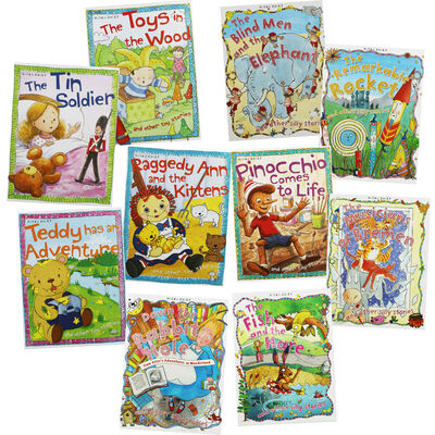 Silly Stories: 10 Kids Picture Books Bundle image number 1