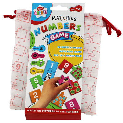Matching Numbers Game image number 1