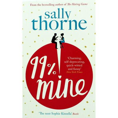 99  Mine Sally Thorne image number 1