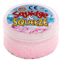 Squidge And Squeeze Bead Clay - Assorted