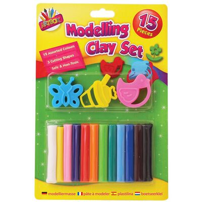 Modelling Clay Set image number 1