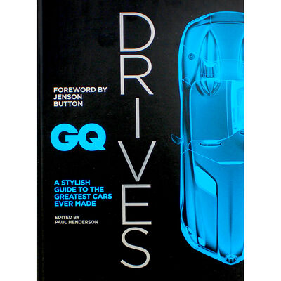 GQ Drives: A Stylish Guide to the Greatest Cars Ever Made image number 1