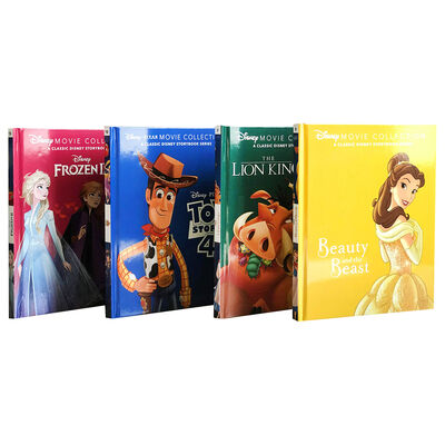 Disney Storytime Collection: 15 Book Box Set image number 4