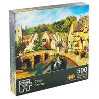 Castle Combe 500 Piece Jigsaw Puzzle
