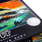 Dolphin Dawn 1000 Piece Silver-Foiled Premium Jigsaw Puzzle image number 3